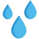 Rain Drops Water Drop Water Icon