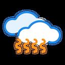 Rain Rainy Cloud Icon
