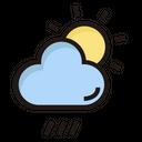 Rainy Weather Weather Rain Icon