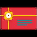 Rakshabandhan Invitation Card Icon