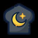 Ramadan Mosque Icon
