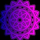 Rangoli Sticker Diwali Icon