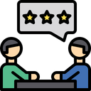 Rating Rate Star Icon