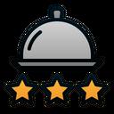 Rating Food Food Quality Icon