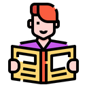 Book Student Education Icon