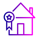Award Home House Icon
