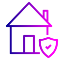 House Home Real Icon