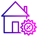 Building Home Real Icon