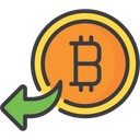 Receive Currency Receive Bitcoin Recieve Payment Icon