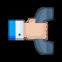 Phone Telephone Receiver Icon