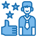 Recognition Consumer Behavior Icon