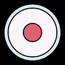Record Dot Button Icon