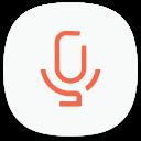 Recorder List Samsung Icon