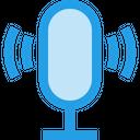 Recording Speech Recognization Icon
