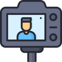 Recording Video Icon