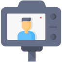 Recording Video Video Recording Video Streaming Icon