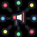 Recruiter Network Icon