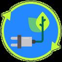 Recycle Eco Ecology Icon