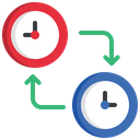 Recycle time Icon