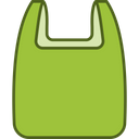Recycled Plastic Bag Recycle Bag Eco Friendly Bag Icon