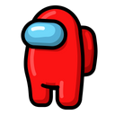 Red Free Character Icon