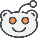 Reddit Reddit Logo Social Media Icon