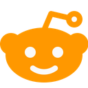 Reddit Social Media Logo Icon