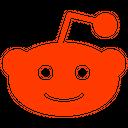 Reddit Social Network Social Media Icon