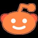 Reddit Message Interaction Icon