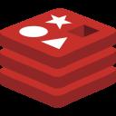 Redis Logo Brand Icon
