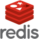 Redis Original Wordmark Icon