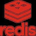 Redis Plain Wordmark Icon