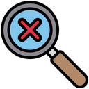 Registration cancel Icon