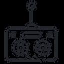 Remote Control Antenna Icon