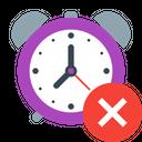 Alarm Clock Close Icon