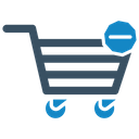 Cart Recycle Remove Icon