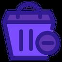 Delete Cart Cart Shopping Icon