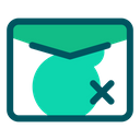Remove Mail Remove Email Delete Mail Icon