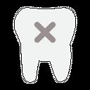Tooth Medicine Medical Icon