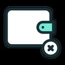 Remove Wallet Icon