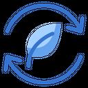 Renewable Energy Ecology Icon