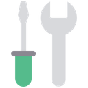 Wrench Screw Driver Wrench Screwdriver Icon