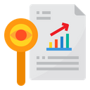 Vision Analysis Report Icon