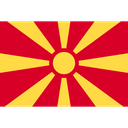 Republic Of Macedonia African Asian Icon