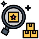 Distinctive Research Product Icon