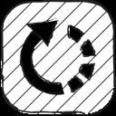 Reset Replay Icon