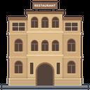 Restaurant Eating House Eatery Icon