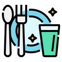 Protection Cutlery Spoon Icon