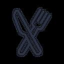 Restaurant Eat Cutlery Icon