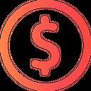 Revenues Money Dollar Icon